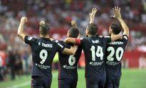 Atletico Madrid đã khác xưa