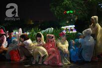 Người dân Hà Nội, Sài Gòn háo hức chờ xem bắn pháo hoa mừng Quốc Khánh