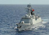 Tàu hộ vệ chống ngầm Type 054A không thể săn ngầm