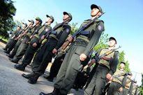Mãn nhãn với màn võ thuật của Chiến sĩ Trung đoàn Cảnh sát cơ động Tây Nguyên