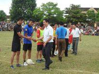 Giải bóng đá Thanh niên Cúp Bảo Nam lần thứ 2 thành công tốt đẹp