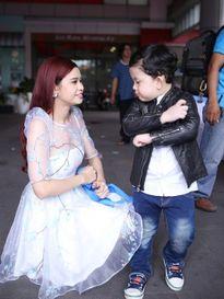 Những tiểu 'công chúa, hoàng tử' sành điệu nhất showbiz Việt