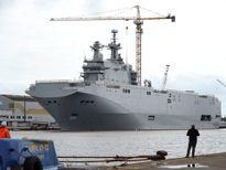 Nga áp đặt điều kiện bán tàu Mistral gây khó khăn cho Pháp