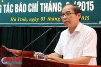 Tập trung tuyên truyền Đại hội tỉnh Đảng bộ Hà Tĩnh lần thứ XVIII