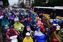 Hôm nay và ngày mai, Đông Bắc Bộ tiếp tục mưa to