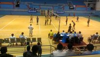 Bóng chuyền: Nam Hà Tĩnh duy trì chuỗi trận toàn thắng