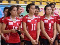 VTC tường thuật trực tiếp Giải bóng chuyền các CLB nữ châu Á 2015