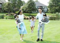 Huyền Ny bất ngờ tiết lộ đã có chồng và 3 con tại Mỹ