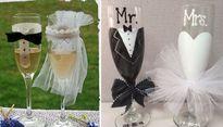 """Những phụ kiện handmade """"tô điểm"""" cho ngày cưới"""