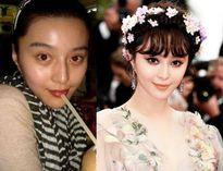 Kinh hoàng với mặt mộc xấu khó tin của mỹ nhân Hoa - Hàn
