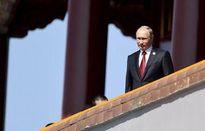 Tổng thống Putin nói Syria chấp nhận bầu cử sớm