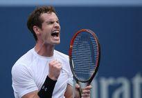 Murray ngược dòng sau khi thua 2 set, Federer tốc thắng
