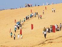 Nhiều hoạt động Kỷ niệm 20 năm Ngày Du lịch Bình Thuận