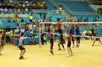 Ngày 4 VCK giải bóng chuyền hạng A: Kịch tính ở bảng nam