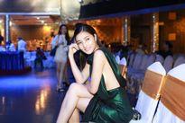 Triệu Thị Hà quá sexy khi chấm thi Nữ hoàng doanh nhân