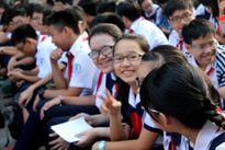 Náo nức lễ khai giảng tại trường chuyên Trần Đại Nghĩa