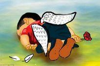 Họa sĩ thế giới cùng cầu nguyện cho cậu bé Syria chết đuối