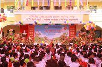 Học sinh cả nước náo nức đón lễ khai giảng trong cùng một thời khắc