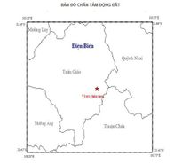 Động đất tại Điện Biên: Người dân lo sợ bỏ chạy