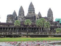 Đền tháp kỳ bí ở Siem Reap