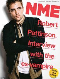 Sốc: Robert Pattinso