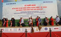 Cảnh cáo vì dự án cao tốc Trung Lương - Mỹ Thuận trì trệ