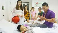 Trung thu yêu thương tại Bệnh viện Ung bướu Hưng Việt