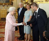 HOT: Vợ chồng Beckham giàu hơn cả Nữ hoàng Anh?