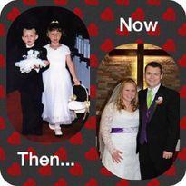 Định mệnh của cặp đôi từng 'sánh bước' vào lễ đường 17 năm trước