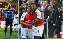 7 lý do tại sao 4/10/2015 là ngày hoàn hảo nhất của CĐV Arsenal trong 10 năm qua