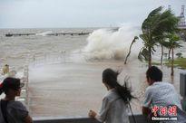 Bão đổ bộ vào Trung Quốc, mưa lũ hoành hành tại Mỹ - Pháp