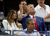 Nhan sắc vạn người mê của vợ tỷ phú Donald Trump