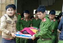 Đăk Nông: Một chiến sỹ công an huyện hy sinh khi vây bắt tội phạm ma túy