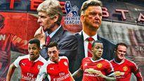 [TRỰC TIẾP] Arsenal vs M.U: Pháo thủ run chân gặp Quỷ đói