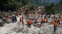 Thảm họa sạt lở đất kinh hoàng tại Guatemala