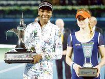 Venus Williams vô địch giải Vũ Hán mở rộng