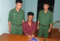 Phát hiện và bắt giữ vụ vận chuyển 595 viên ma túy tổng hợp từ Lào về Việt Nam