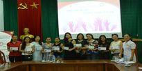 BVUB Hưng Việt tư vấn sức khỏe cho cán bộ Liên đoàn Xiếc Việt Nam