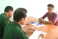 Đối tượng vận chuyển gần 600 viên ma túy từ Lào về Việt Nam bị bắt giữ