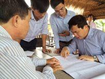 Thứ trưởng Bộ Xây dựng Lê Quang Hùng kiểm tra vụ sập công trình tại Cần Thơ