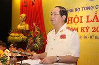 Đảng bộ Tổng cục Cảnh sát cần nỗ lực nâng cao hiệu lực, hiệu quả công tác bảo đảm an ninh trật tự
