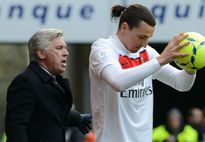 Ancelotti khen ngợi trò cũ Ibrahimovic