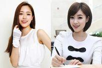 10 mỹ nhân Hàn xinh đẹp hơn sau khi cắt tóc