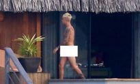 Fan sốc nặng ảnh nude 100% của Justin Bieber