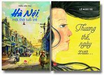 Ra mắt hai tác phẩm viết về Hà Nội của Nhà xuất bản Kim Đồng