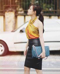 BST túi xách hàng tỷ đồng của Hoàng Thùy Linh