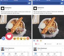 """Facebook: Lộ diện tính năng tương tự nút """"dislike"""""""