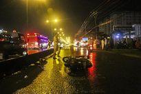 Ô tô tông chết 2 người, tài xế nhấn ga bỏ chạy thục mạng