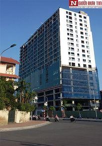 Tòa nhà 8B Lê Trực 'cắt ngọn' mất bao lâu?