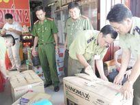 Đột kích hàng loạt cơ sở bán hàng đa cấp, phát hiện nhiều sai phạm